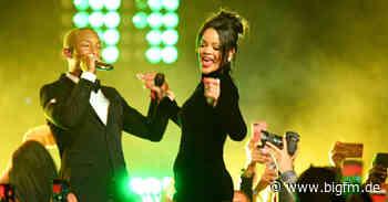 """Rihanna: Für """"R9"""" arbeitet sie mit Pharrell Williams zusammen - bigFM"""