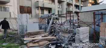 Bari, discarica abusiva con resti di cemento-amianto scoperta a Carbonara: una denuncia - Telebari srl