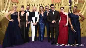 'Schitt's Creek,' 'Anne with an E' lead Canadian Screen Awards pack