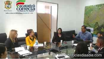 Facatativá, Cundinamarca, propone alianza para buscar desarrollo... - Noticias Día a Día