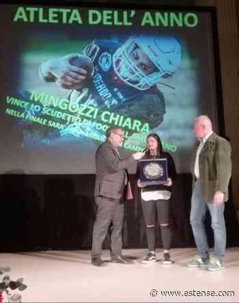Football femminile. Mingozzi atleta dell'anno a Molinella - Estense.com