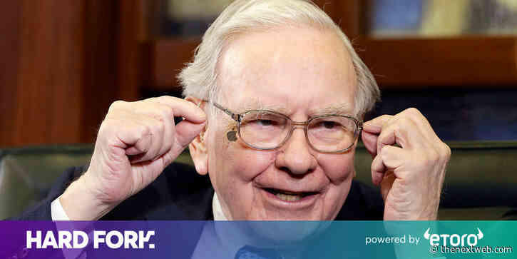 Buffett dumps $800M worth of Apple stock, invests in biotech and groceries
