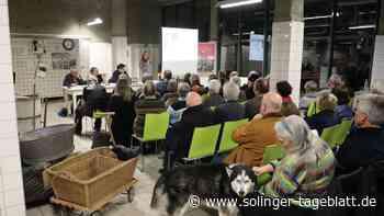 Max-Leven-Zentrum: Verein legt die Basis für Gedenkstätte