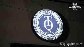 Turma do Quinto celebra centenário de Bacabal na passarela de São Luís - G1