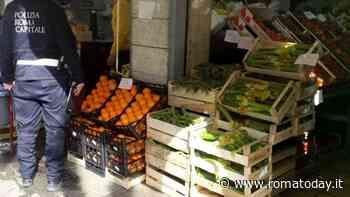 Frutterie, più di 150 sanzioni in pochi giorni: a Primavalle un gestore multato per oltre 17mila euro