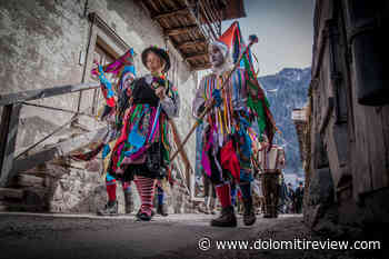 Carnevale a Canale d'Agordo: ritorna la Zinghenesta 2020, tra arte e folklore - Dolomiti Review
