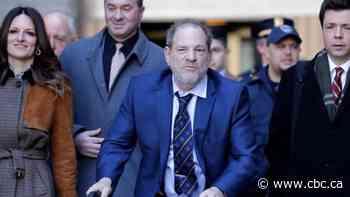 Jury begins deliberating in Harvey Weinstein's rape trial