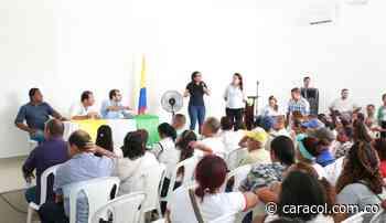 Cardique inició Plan de Acción Intritucional en Arjona, Bolívar - Caracol Radio