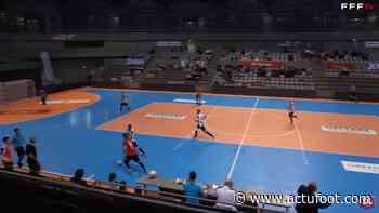 Toulouse Métropole FC - Toulon Elite Futsal, le résumé vidéo - Actufoot