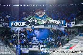 Les supporters du SC Bastia ont montré qu'ils avaient de la voix - FootAmateur