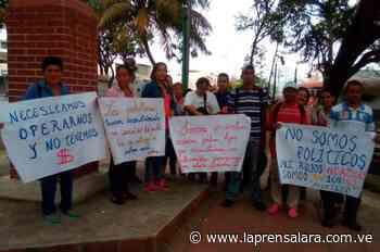 Pacientes de El Tocuyo exigen ser operados - La Prensa de Lara
