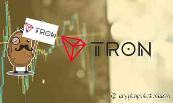 TRON Price Analysis: TRX Plummets 14% In A Day, Is $0.018 In Sight? - CryptoPotato