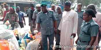 Customs Intercept Over 500 bags of Smuggled Rice in Ogun - Economic Confidential