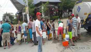 Pinchote declarará calamidad pública por falta de agua - Caracol Radio
