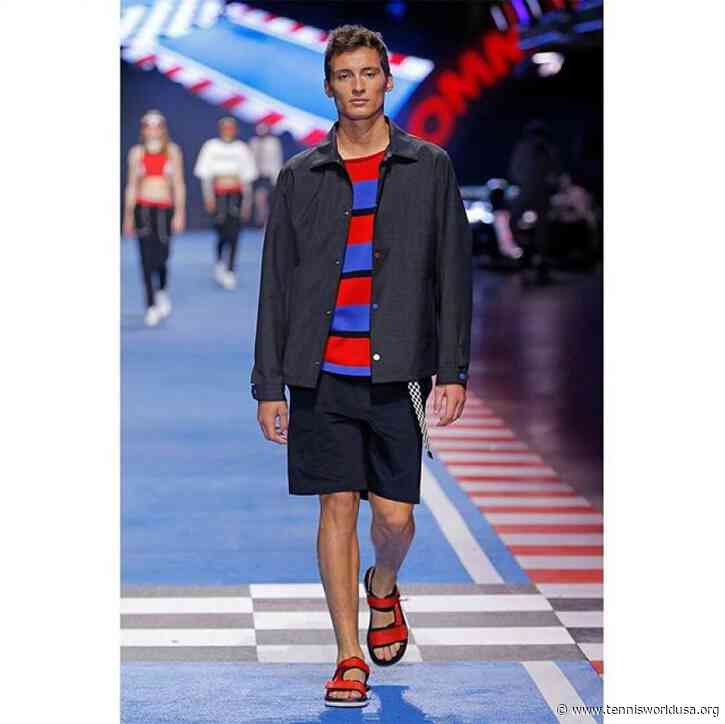 Julian Ocleppo - The Tennis Player Who Has Walked the Ramp for Tommy Hilfiger