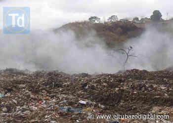VIDEO / Basurero de San Juan de los Morros no para de arder +FOTOS - El Tubazo Digital