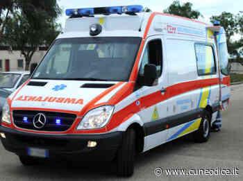 Incidente a Torre San Giorgio: ferito un ventenne - Cuneodice.it