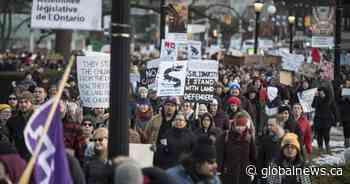 Wet'suwet'en protests: Emergency House of Commons meeting underway over rail blockades