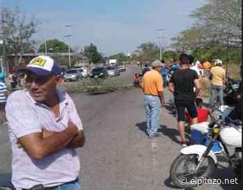 Comunidad quema fachada de Alcaldía de Sabaneta en protesta por racionamientos eléctricos - El Pitazo