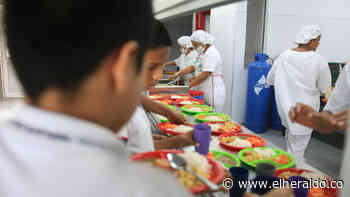 Alcaldía de Montería adjudicó Programa de Alimentación Escolar - El Heraldo (Colombia)