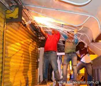 Anuncian sanciones para invasores del espacio público en Montería - El Universal - Colombia