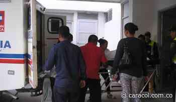 En Montería un hombre pierde la vida al chocar contra un vehículo del Esmad - Caracol Radio