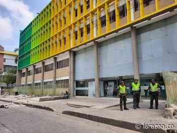 Montería recuperó la vista hacia la fachada de una joya de la arquitectura moderna - LA RAZÓN.CO