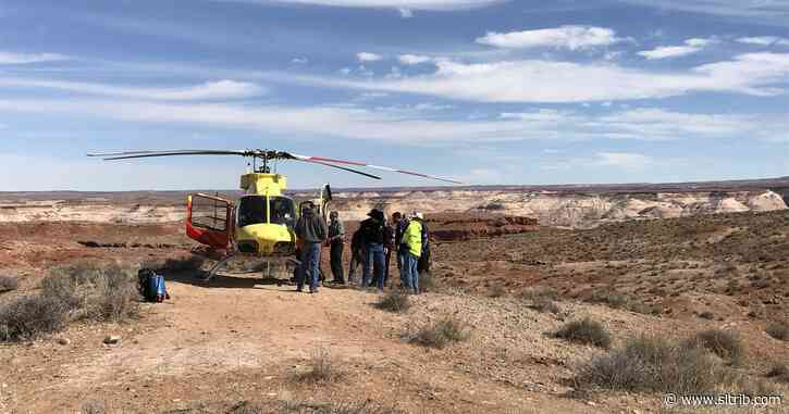 Congressional lawyer dies in fall in Utah slot canyon