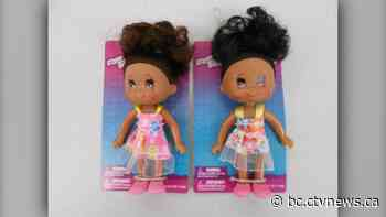 'Ethnic Fashion Doll' toys recalled due to chemical hazard: Health Canada