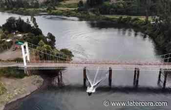 La historia tras el Puente Eduardo Frei Montalva, un símbolo de Carahue - LaTercera