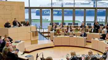 Landtag: Kieler Landtag debattiert über Thüringen-Krise