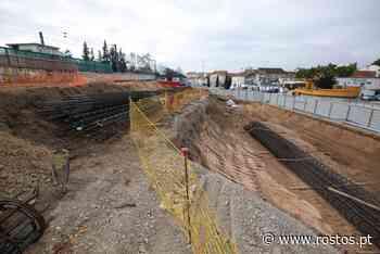 Nova estacao intermodal de transportes ferroviario e rodoviario de Setubal - Investimento super - Rostos