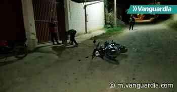 Motociclista falleció en accidente de tránsito ocurrido en Zapatoca - Vanguardia