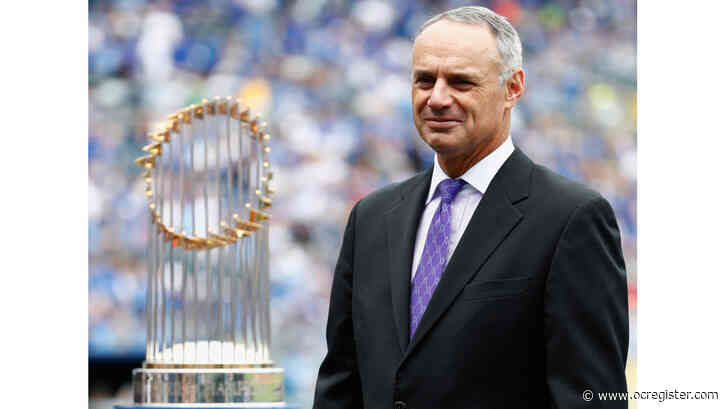 Rob Manfred apologizes for 'piece of metal' remark, explains why players were granted 'blanket immunity'