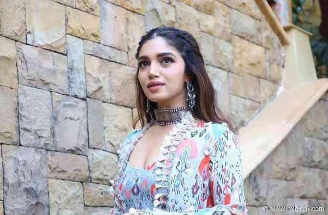 Bhumi Pednekar on Durgavati: Really amazing people are associated with this film
