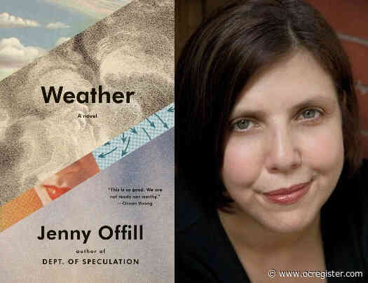 Jenny Offill talks 'Weather,' climate change and presidential elections ahead of Los Angeles book event