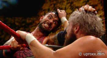 NXT UK Highlights: Steel Corners Street Fight, Aoife Valkyrie Debuts - UPROXX