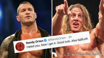 Randy Orton Shoots On Matt Riddle & NXT On Twitter - WhatCulture