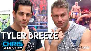 Tyler Breeze Recalls Not Being Happy Before Being Moved Back To NXT In 2019 - Fightful