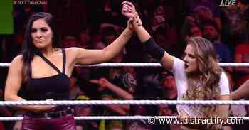 Raquel Gonzalez Just Made a Huge Splash in Her WWE 'NXT' Debut - Distractify