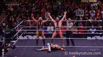 The Broserweights Capture NXT Tag Team Championship - Heel By Nature