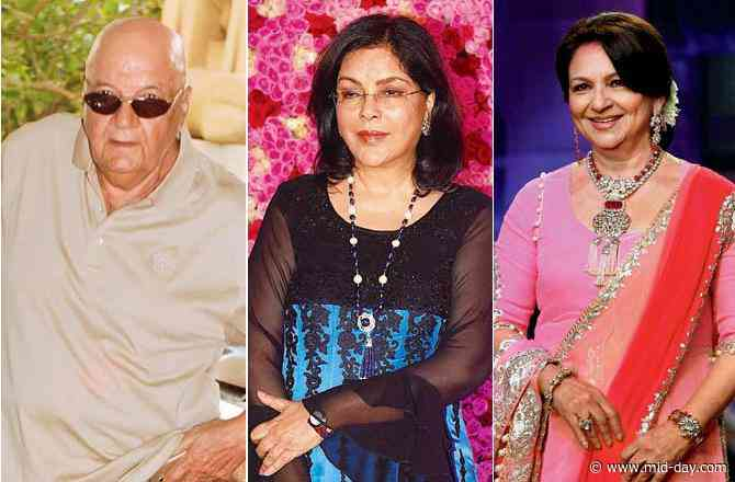 Veteran actors Zeenat Aman, Prem Chopra, Sharmila Tagore share their fitness mantras