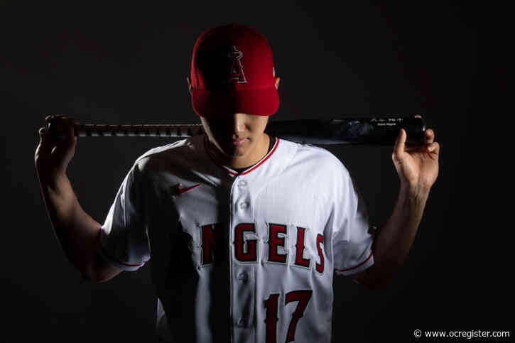 Angels photo day at spring training: See the new and returning faces