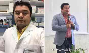 Mexican doctor is arrested in Florida and discovered to be a Russian spy