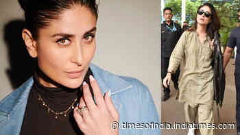 Kareena Kapoor on fashion statement: I'm happy in my pajamas
