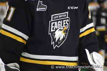 Cape Breton Eagles edged by Huskies in Rouyn-Noranda - TheChronicleHerald.ca