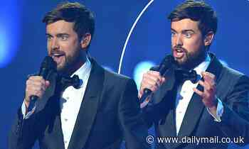 Jack Whitehall's hosting of BRITs brings in mixed reviews