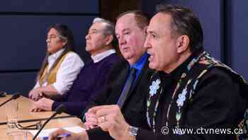 'We need to be patient': Indigenous leaders call for dialogue amid rail blockades