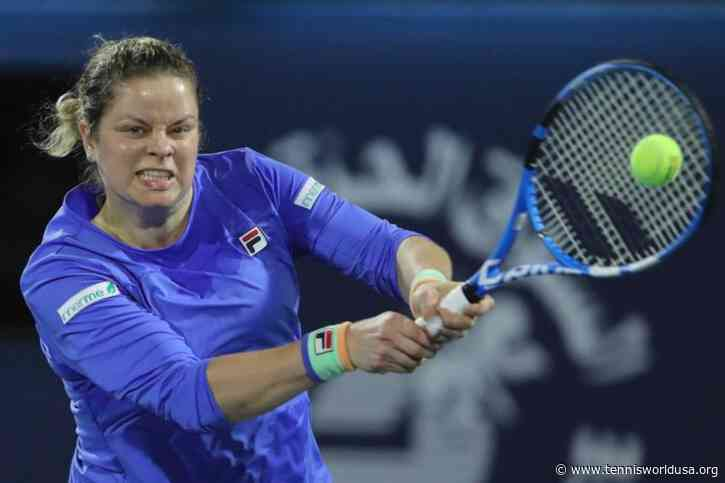 Dominique Monami: Clijsters Feels at Home at the US Open and that can be a Target