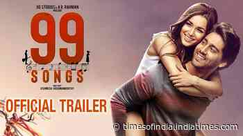 99 Songs - Official Trailer